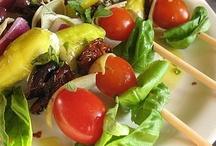Vegetarian Greek Fare