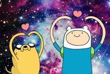 Adventure Time! / Anything & Everything Adventure Time / by Lana Campos