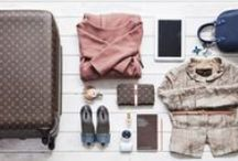 Have Suitcase, Will Travel / Chic inspirations & packing ideas for the fashionable globe trotter.