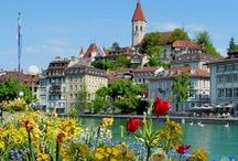 Stunning Switzerland / Our favorite corners of Switzerland.