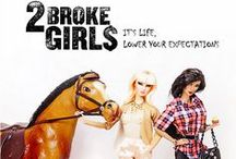 2 Broke Girl$ / I love this show so much, I gave it its own board  / by Lana Campos