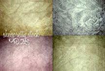 Adobe - textures, backgrounds, etc