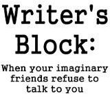 Because I'm a Writer
