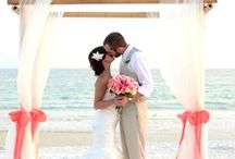 Beach Wedding Inspirations / Inspiration for beach weddings / by Ladybead