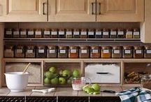 Kitchen Ideas / Cool ideas for storage and fun toys for the kitchen!