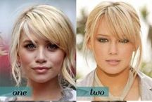 Hair envy / Hair styles from the interwebs that I totally dig!