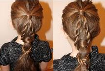Hairstyles for Girls / by New Jersey Family (njfamily.com)