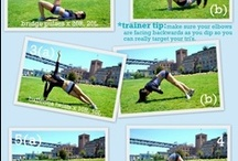 All Over Workouts/Workout Sequences / ALL OVER WORKOUTS, WORKOUT SEQUENCES, TONING ALL OVER WORKOUTS / by Chelsea Taylor