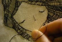 Textile Love / Crochet, Knit, Sew, Stitch. / by Kristie Boehm-Johnson