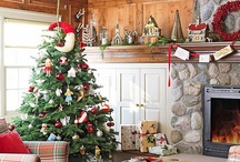 Holiday decor / by Kathy Oesch-Brown