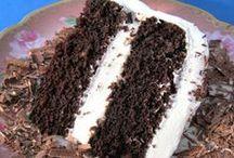 Cake Cake Cake Cake / by Lady Walker