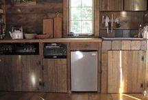Kitchen ideas / by Ann Staub