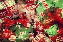 Holly Jolly Christmas / by Ellen Goucher