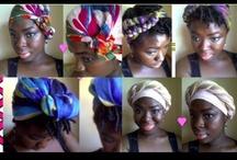 African-Headwraps,Turbans,Scarves / by Lady Walker
