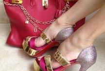 Fashion-Clutch and Heels / by Lady Walker