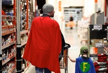 Superheroes / by New Jersey Family (njfamily.com)