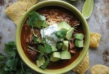 Chili Recipes / Chili recipes from the interwebs that I totally dig! Whether you love yours with beans, or without, Chili is comfort food at its finest. These pins are sure to satisfy all your Chili cravings!