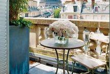 Balcony / by Julia Isslamow