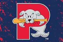 Sports Logos - P / Logos for sports teams that begin with the letter P...duh.
