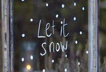 winter / by Julia Isslamow