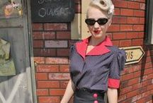 Vintage Inspired / Vintage style clothing