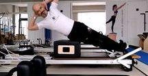 Videos Pilates máquinas / Pilates para la higiene postural, dolores de espalda, tonificacion muscular, abdominales fuertes, piernas y glúteos firmes.