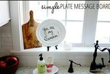 CRAFTY / Some of the greatest craft ideas I've found... / by Sally Kelly @DrinkingFromMySaucer