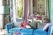 interior / by Susan Bertram