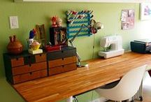 Crafty Space / by Nicole Luebbers