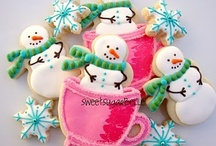 Sugar cookie inspiration / by Suzanne