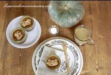 Recipes ~ Desserts