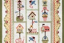 quilt borders i love / by Pink Hippo Quilts