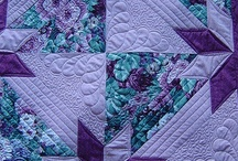 machine quilting / by Pink Hippo Quilts