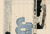 Design, typography / by Célyne Muller