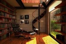 HOME: Architecture / HOME: Architecture.  Ideas for the dream home.   / by Sarhas Hamilton