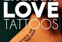 Tattoo / by Rebecca Hammersla