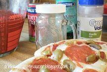 Recipes ~ Pizza(ish)