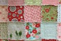 My first quilt / by Lara Ellery