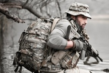 Tactical equipment - good for camping or readiness / by Senior Dean