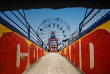 from where I'm from / born and bred in coney, it's not only hot dogs and amusement rides.  / by Lissette G.