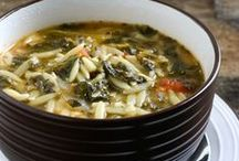 Soups / by Suzanne
