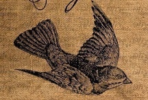 Birdlapོ  -burlap crafts and decor / Burlap, crafts