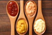sauce / by Susan Bertram