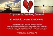 Coach Sentimental / Post escritos por un/a coach sentimental que nos pueden ayudar mucho en las #relaciones tanto con nosotros mismos como con la #pareja