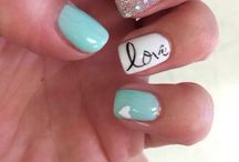 Nails / by Emily Williams-Caro