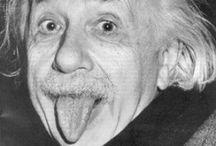 "YouCanCall Me ""AL""(:P) / Albert Einstein"