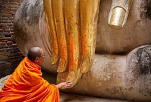 Zen! / Buddha, lotus, meditation, images and statues / by Joli Campbell