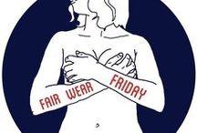 Fair Wear Fiday / Blogposts Fairwear Friday