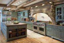 Kitchen! / Kitchens / by Joli Campbell