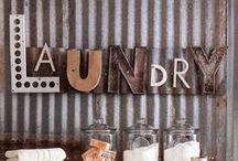 Fluff & Fold! / Laundry Rooms / by Joli Campbell